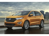 2016 Edge to Debut Ford's Adaptive Steering