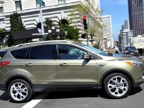 Ford Issues 2 More '13 Escape Recalls