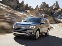 Lighter, More Powerful Ford Expedition Arrives for 2018