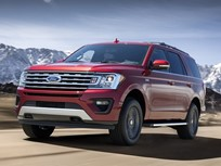 Ford's 2018 Expedition Boosts Power, Adds Off-Road Package