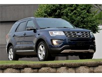 2016 Ford Explorer Goes On Sale