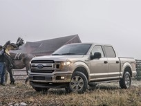 2018 F-150 Adds Power, Payload Capability