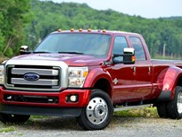 Ford Claims Best-in-Class Towing for 2015 F-450
