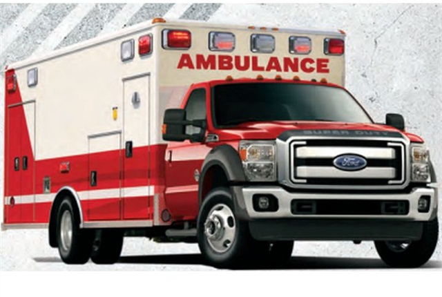 Ford Recalls F-Series Ambulances - Top News - Safety & Accident - Top News - Automotive Fleet