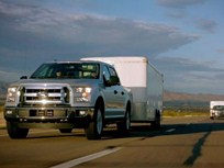 Ford Releases 2015 F-150 Engine, Towing Specs