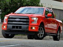 2015 F-150 Rated Lowest Lifecycle Carbon Footprint