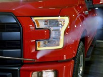 Ford Explains F-150's Air Curtain Technology