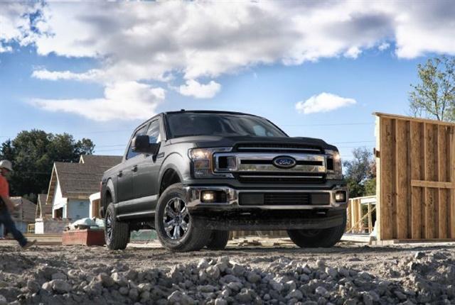<p><em>Photo of 2018 F-150 pickup courtesy of Ford.</em></p>