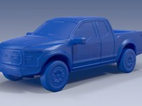 Ford Allows 3D Printable Models of Vehicles