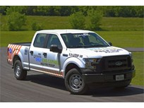Ford Adds Gaseous Prep Package to 2016 F-150