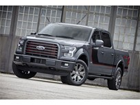 Ford Announces More 2016 F-150 Updates
