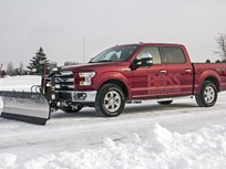 Ford F-150 with Plow Prep Option Arrives