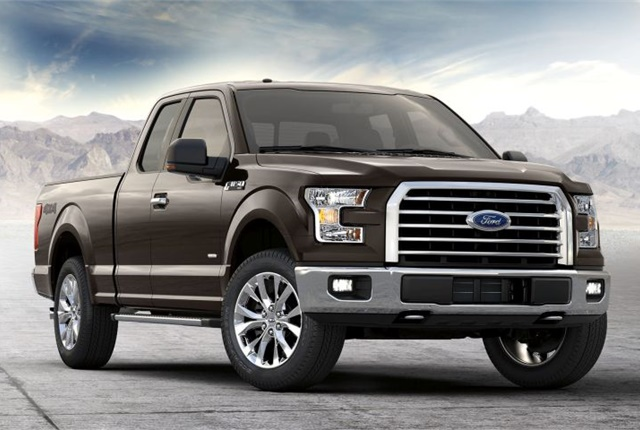 Photo of 2017 F-150 XLT courtesy of Ford.
