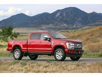 Ford Increases Super Duty Fuel Tank Capacity