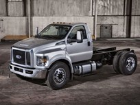 Ford Redesigns F-650, F-750 Trucks for 2016
