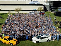 Ford's Flat Rock, Mich. Plant to Build 2013-MY Fusion