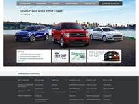 Ford Launches New Fleet Website