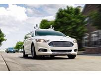 High-Tech LiDAR Enabling Ford's Driverless Car