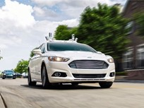High-Tech LiDAR Enabling Ford's Driverless Car
