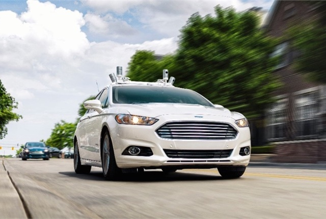 <p><em>This year Ford will triple its autonomous vehicle test fleet. Photo courtesy of Ford.</em></p>