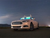 LiDAR Illuminates Autonomous Fusion Hybrid at Night