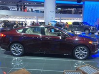Ford Adds Two Fusion Sedans, Updates Hybrids
