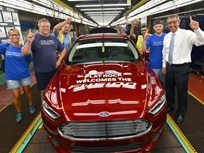 Ford Boosting Fusion Output By More than 30 Percent to Meet Demand
