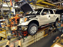 Ford Adding 2,000 Jobs at Kansas City Plant to Meet F-150 Demand and Build All-New Transit