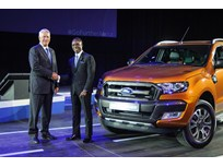 Ford Will Assemble Ranger Trucks in Nigeria