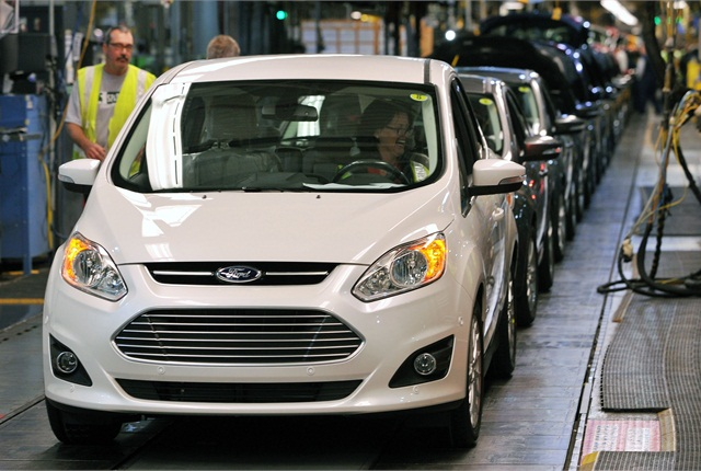 Ford Shortening Summer Factory Shutdowns To Boost Vehicle