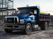 Ford Ends Blue Diamond Venture With Navistar