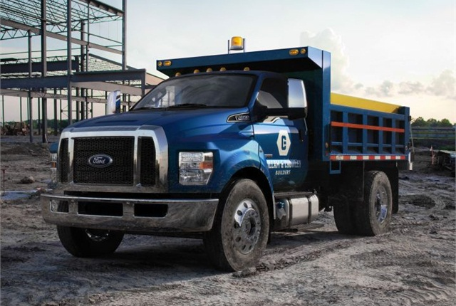 The Changes in the New Ford Medium-Duty Trucks
