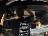 Ford Boosts Ranger Production in Mich.