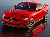 Ford Mustang '15 Goes Global