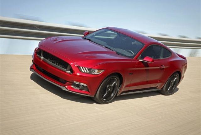 Photo of 2016 Mustang GT courtesy of Ford.