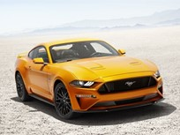 2018 Ford Mustang Gets Sleeker, Drops V-6