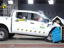 Ford Ranger Earns 5-Star EuroNCAP Crash Rating