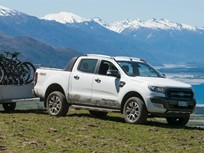 Ford Launching Ranger Pickup in China