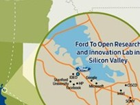 Ford Plans to Build Research Lab in Silicon Valley