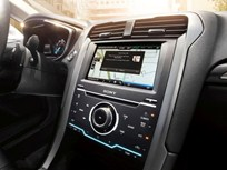 Ford Adds Apple's Siri Eyes-Free to SYNC