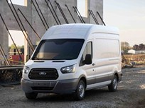 Ford Updates 2017 Van Lineup