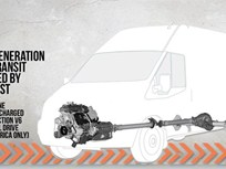 2014-MY Ford Transit Van to Come With 3.5L EcoBoost V-6