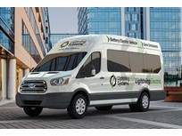 Electric Ford Transit Approved for N.Y. Incentive Program