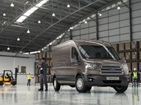 Ford Unveils New Transit and Transit Connect Photos