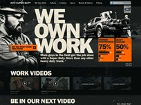 Ford Creates Tradesman-Focused Website for Super Duty