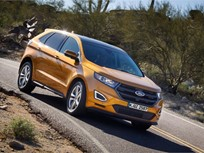 Ford Recalls Edge for Brake Software
