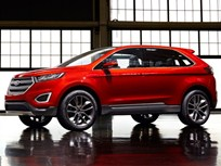 Ford Edge Will be Produced in Canada for Export to 60 Countries