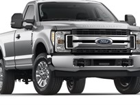 Ford Recalls F-250 for Unintended Movement