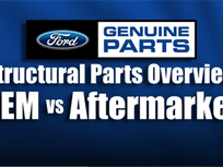 New Ford Video Examines Safety of Aftermarket Collision Parts