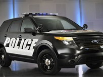 Ford Explorer, Police Interceptor SUVs Recalled